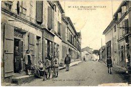 16  ROULLET  -  RUE PRINCIPALE - Francia