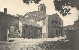 Aveyron : Silvanès Les Bains, Eglise Romane Du XIIe Siecle - France