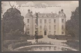 36---SAULNAY--Chateau De NOTZ-MARAFIN Construit Sur Les Ruines D'un Ancien Manoir - Frankreich