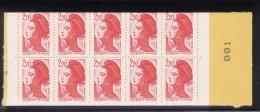 Carnet N°2427-C2 Neuf, TB, Petite Variété De Découpe (découpe Décallée Vers Le Bas), Cote ++15 Euros, Voir Photo - Carnets