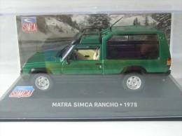 MATRA SIMCA RANCHO 1978