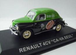 """RENAULT 4CV """"CA VA SEUL """""""