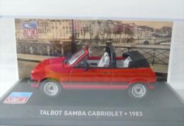 TALBOT SAMBA CABRIOLET 1983