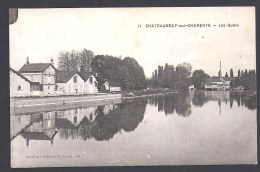 CHATEAUNEUF - Les Quais - Chateauneuf Sur Charente