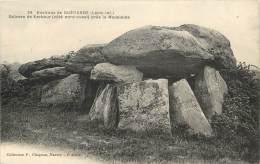 DOLMEN DE KERBOUR     GUERANDE - Dolmen & Menhirs