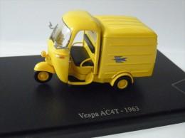 VESPA AC4T des POSTE 1963