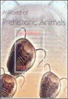 Gambia 2003 Dinosaur Prehistoric Souvenir Sheet  #2767 - Paradoxides - Gambia (1965-...)