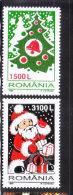 Romania 1999 Christmas MNH - Unused Stamps