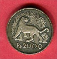 2000 ROUPIES (KM 39)  TTB+   45