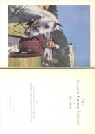 THE SPANISH RIDING SCHOOL OF VIENNA BY COLONEL A. PODHAJSKY CHIEF OF THE SPANISH RIDING SCHOOL  1956 50 PAGES - Old Books