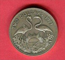2 DOLLARS       (KM 23 )  TTB+   38 - Bermudes