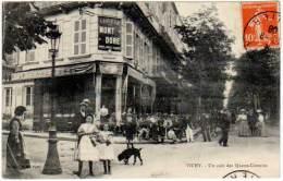 Vichy - Un Coin Des Quatre-Chemins ( Bistrot, Pub Liqueur Du Mont-Dore ) - Vichy