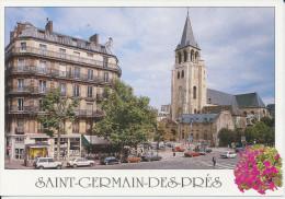 7395) Paris - Saint-Germain-des-Prés - Frankreich
