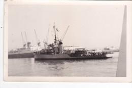 Batiment Militaire Marine Colombie Almirante Padilla Ex Us PF 29 Fregate Groton - Boats