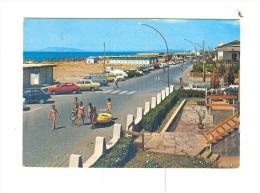 MONTALTO MARINA,lungomare-1977--Auto-CAR-FIAT-FORD-!!!!!!! - Cosenza