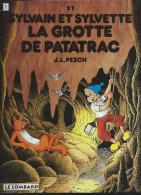 Sylvain Et Sylvette   37 . La Grotte De Patatrac  1996 Le Lombard NEUF - Sylvain Et Sylvette