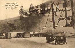 BELGIQUE - LIMBOURG - BOURG-LEOPOLD - CAMPS DE BEVERLOO - Les Aviateurs De Vliegers. - Leopoldsburg (Kamp Van Beverloo)