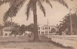 CAMEROUN - DOUALA - LE TRESOR ET PALAIS DE JUSTICE - Cameroon