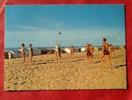 Belgische Kust. Volleybal - Volleyball