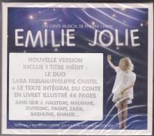 Conte Musical De Philipe Chatel:Emilie Jolie/Nouvel Version :Baschung.Chamfort,Hallyday.Daho,Darrieux,Dutronc,Fabian,Fug - Hit-Compilations
