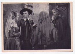 Cartolina/postcard I Promessi Sposi - Cap.V. Dal Film Lux. N.4. 1941 - Cinema