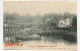 Guérard - Le Moulin Genevray Le Barrage - France