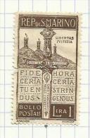 Saint-Marin N°96 Côte 11 Euros - Oblitérés