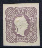 Austria, Newspaper Stamp Yv Nr 7  MH/*  1861 - Giornali