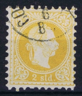 Austrian Levant ,  Yv Nr  1 FINE Used, Mi Nr 1 II Fein - Levante-Marken