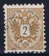 Austrian Levant ,  Yv Nr 8  Used Mi 8   Signed/ Signé/signiert/ Approvato - Levante-Marken