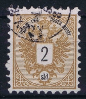 Austrian Levant ,  Yv Nr 8  Used Mi 8 - Levante-Marken
