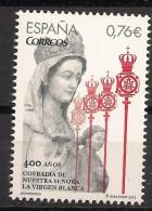 2014 Spanien Mi. 4909**MNH  400 Jahre Bruderschaft Der Weißen Jungfrau Von Vitoria-Gasteiz. - 2011-... Nuovi & Linguelle