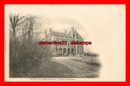 41 La Motte Beuvron Chateau De Baignas  ( Scan Recto Et Verso) - Lamotte Beuvron