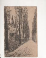 YPRES - Léglise St Pierre - Dessin De Lucy Garnot - Belgique