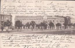 Charleroi Le Nouveau Cirque 1924 - Charleroi