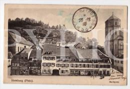 Homburg Saar Tresor Postes (N33) - Saarpfalz-Kreis
