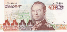 1000 Francs / 1000 Franken / IML / C 50 / P 59 / UNC - Luxembourg