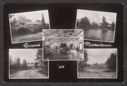 18269/ MOSTERDVEEN, Groeten Uit, 2 Scans - Nunspeet
