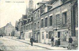 N°2418A -cpa Vassy -la Rue Principale- - Other Municipalities