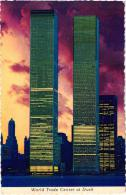 WORLD TRADE CENTER ,JOLI PLAN COULEUR REF 41637 - World Trade Center