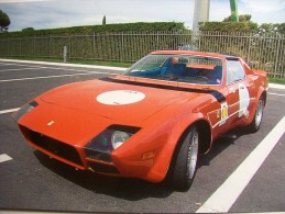 FERRARI 365 GTB4 - Le Mans