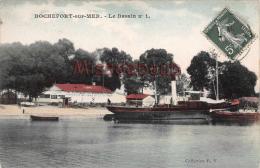 17 - ROCHEFORT SUR MER - Le Bassin N°1 - 2 Scans - Rochefort