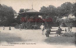 17 - ROCHEFORT SUR MER - Square Roy-Bry - Lot De 2 - 4 Scans - Rochefort