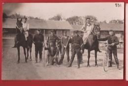 NQ-01 Militär Kavalerie, Velofahrer, Militaires, Cavalerie, Cycliste.Cours Des Retardataires, BERN Schw. Austellung 1914 - BE Berne