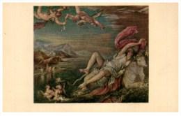 9457  The Rape Of Europa Titian 1476-1576  Fantasy - Paintings