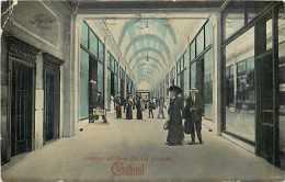 235127-Ohio, Cleveland, Euclid Arcade Interior, Century Post Card Co No 18617