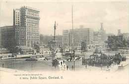 235157-Ohio, Cleveland, Public Square, Rotograph 1905 No A 1872a