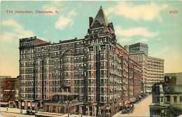 235161-Ohio, Cleveland, The Hollenden Hotel, Souvenir Post Card Co No 24322