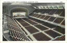235165-Ohio, Cleveland, Public Auditorium, Main Arena Floor, Clenoco No 118601-280