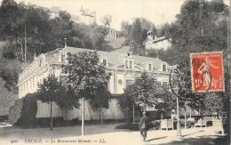 Uriage - Le Restaurant Monnet - Carte LL